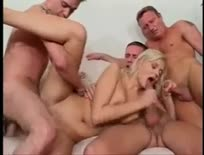 Hot whore fucks three - Hardcore sex video